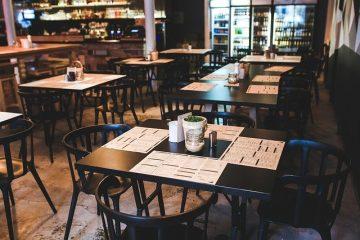 Foto leeres Restaurant